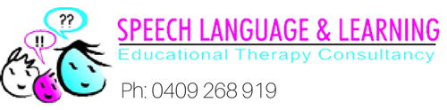 Speech Language and Learning